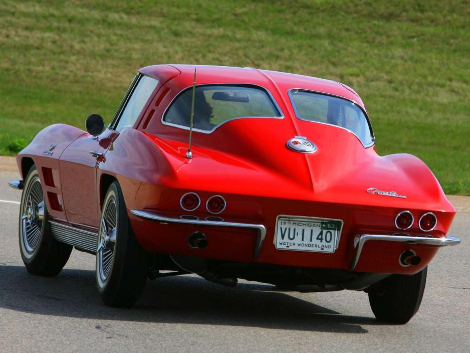 1963 Chevrolet Corvette Sting Ray C2 360bhp