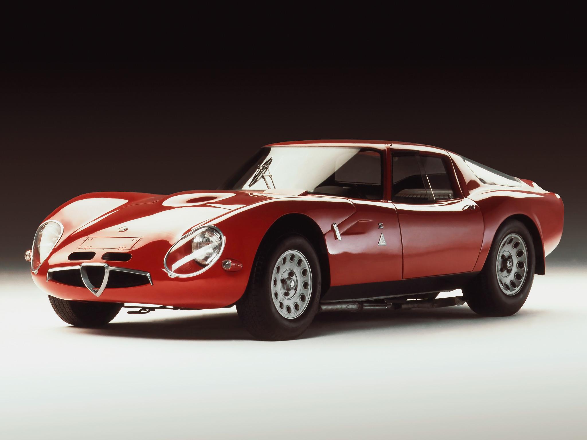 1965 Alfa Romeo Giulia TZ2 / 105