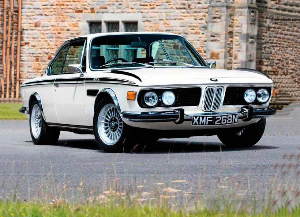1974 BMW 3.0CSL E9