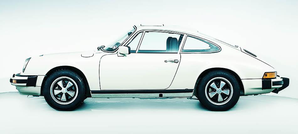 1974 Porsche 911 2.7 Coupe G-model