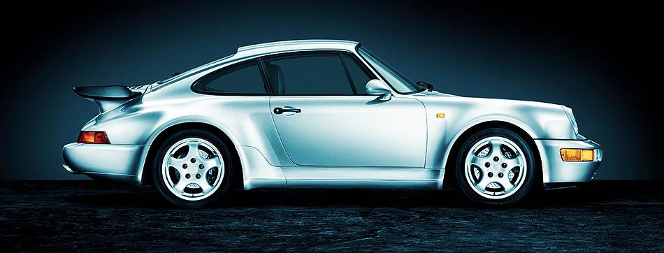 Porsche 911 Turbo (964) '1990–93