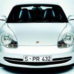 1997 Porsche 911 Carrera Coupe 996