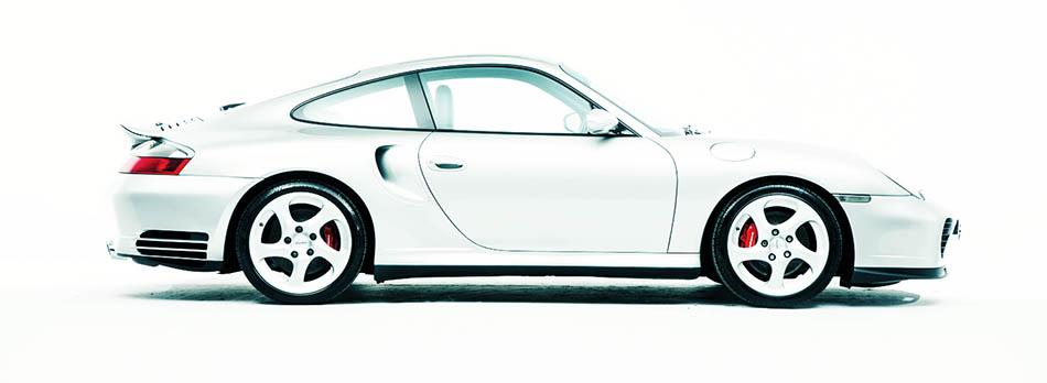 2000 Porsche 911 Turbo 996