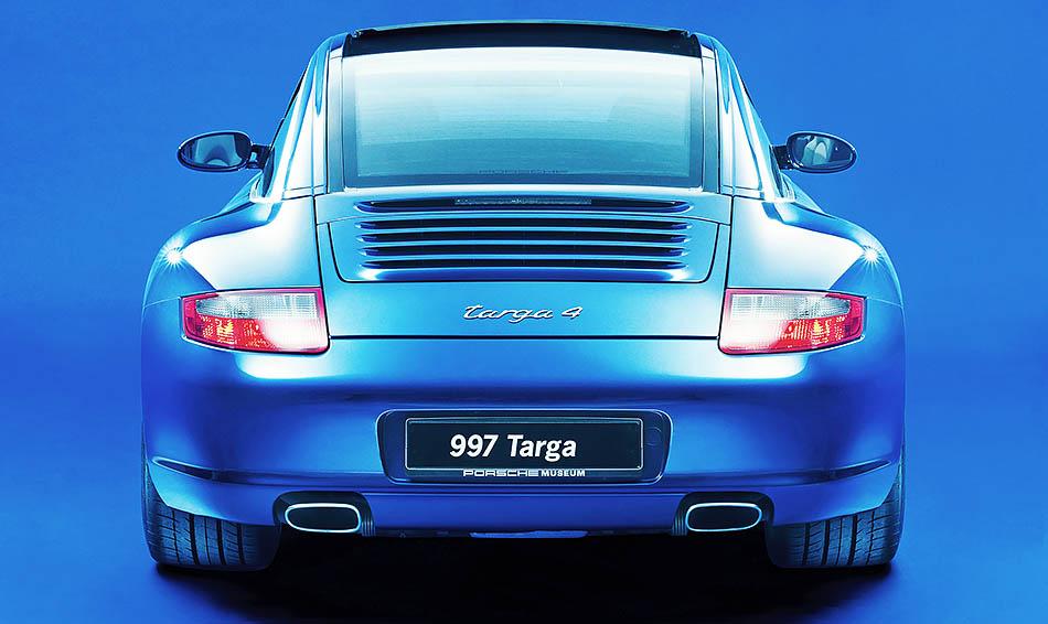 Porsche 911 Targa 4 (997) 2005 - 2008