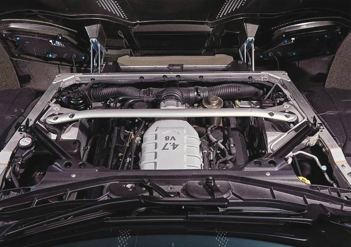 2015 Aston Martin DB10 especially for Spectre - road drive