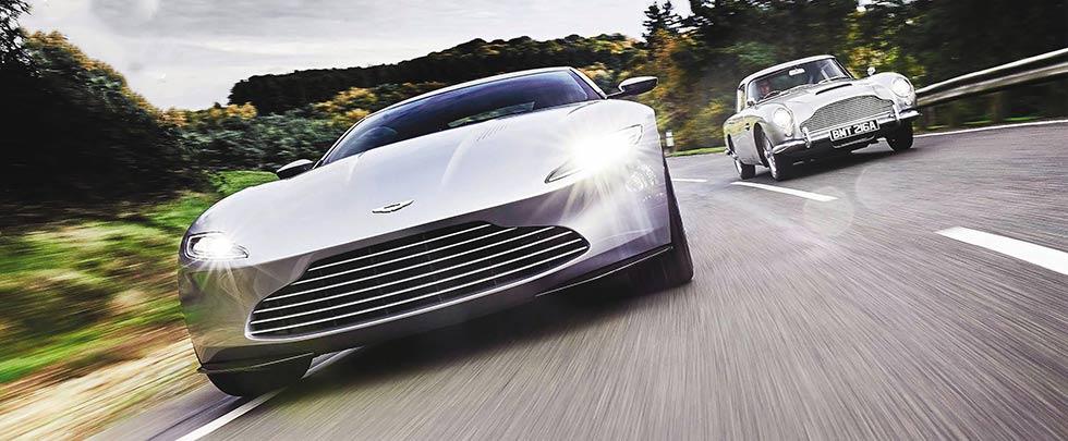 2015 Aston-Martin DB10