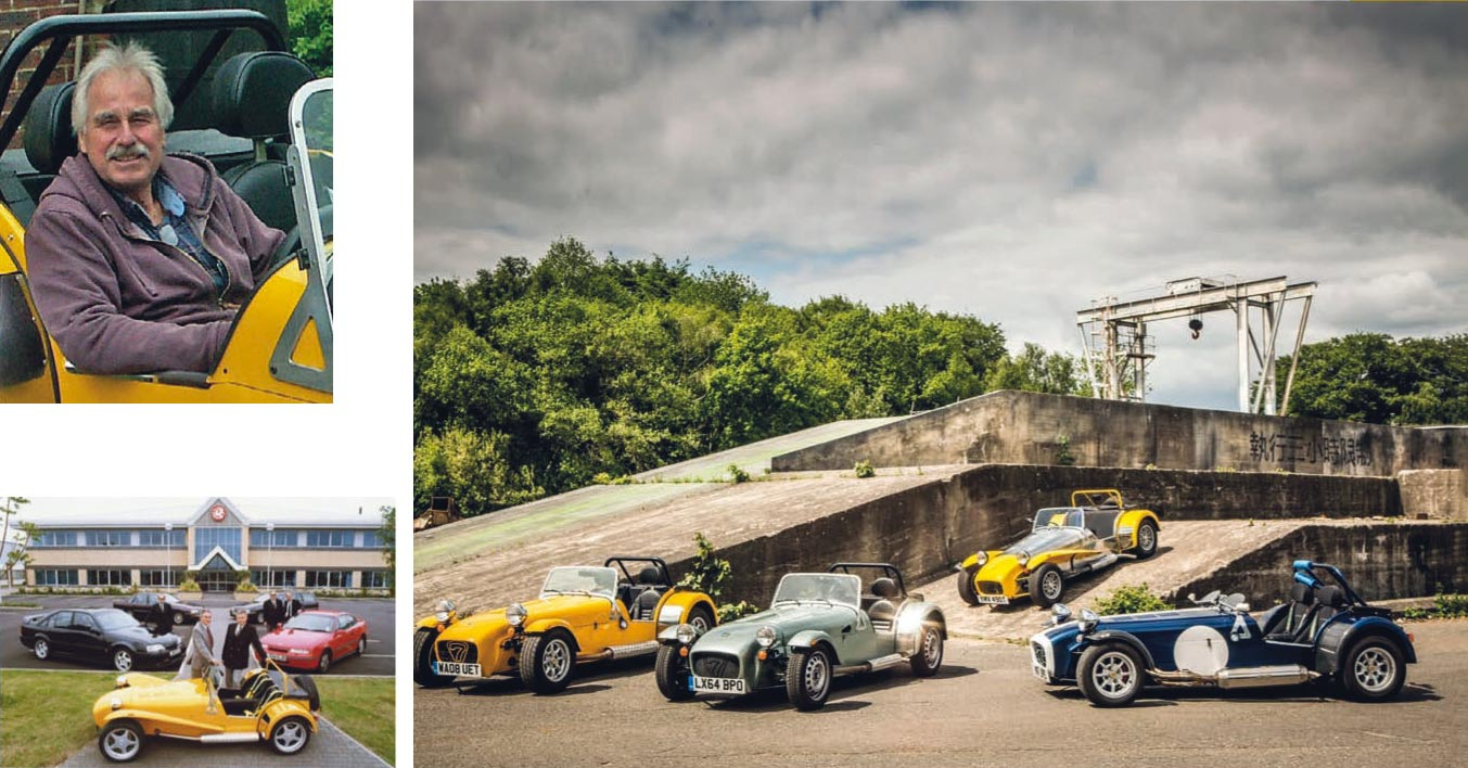 Total Caterham Seven