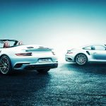 2016 Porsche 911 Turbo-S Cabriolet and Coupe 991.2