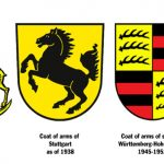 The story of the Porsche crest
