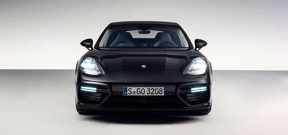 2016 Porsche Panamera second generation