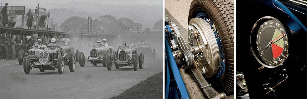 1933 Maserati 8CM road test
