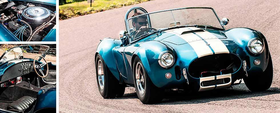 1964 AC Cobra 427 road test