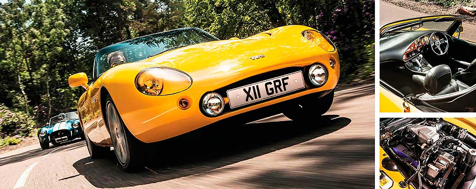 1999 TVR Griffith 500 SE road test