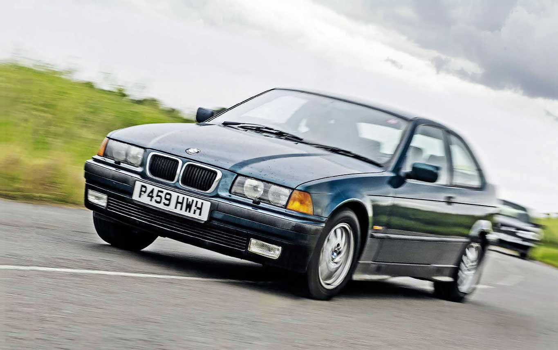BMW 318ti Compact E36 road test