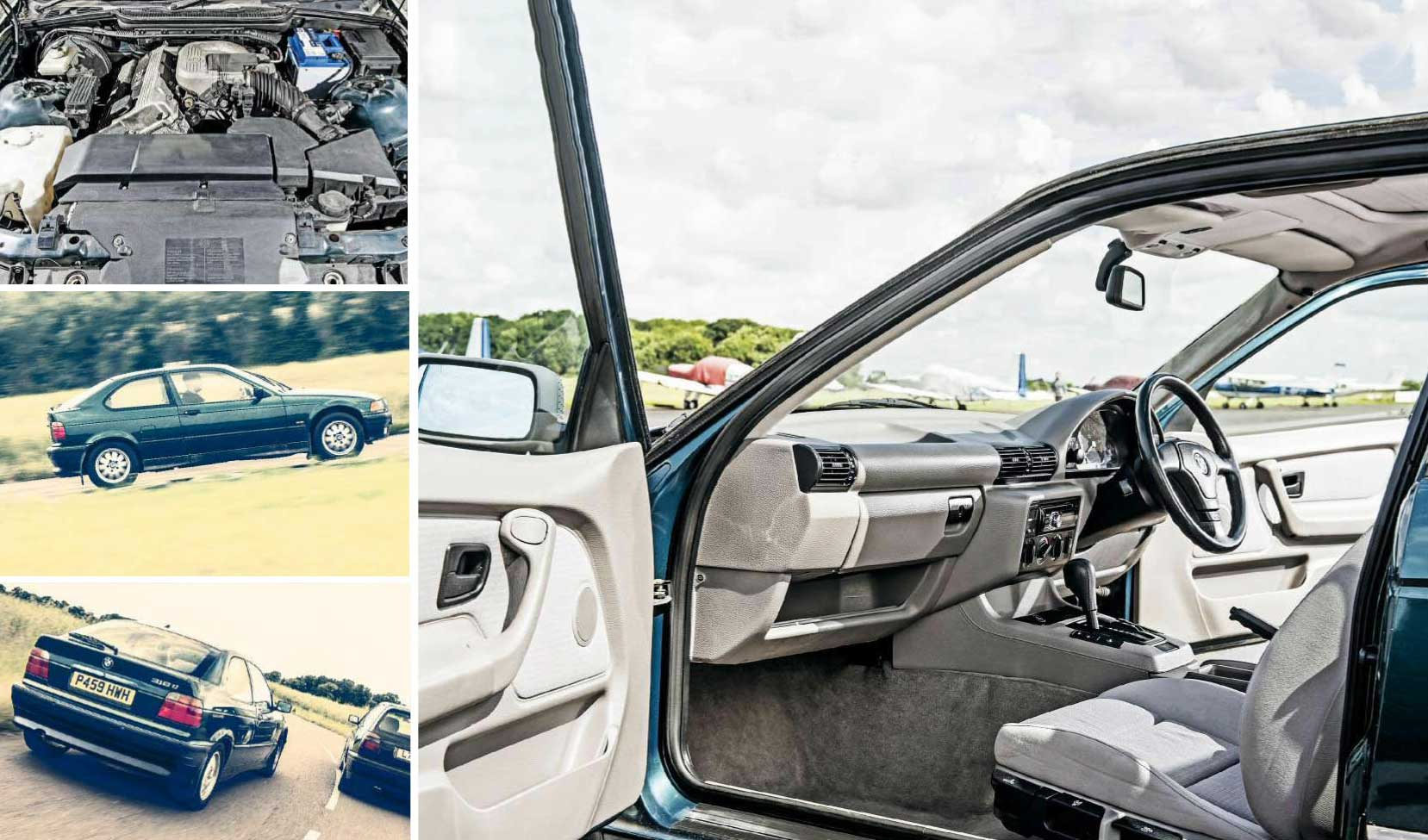 BMW 318ti Compact E36