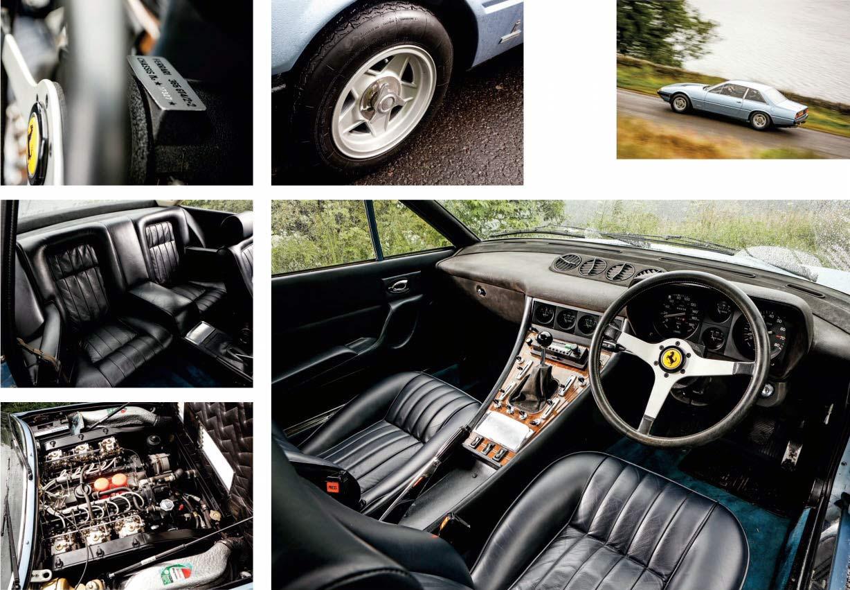 Ferrari 365GT4 2+2 road test