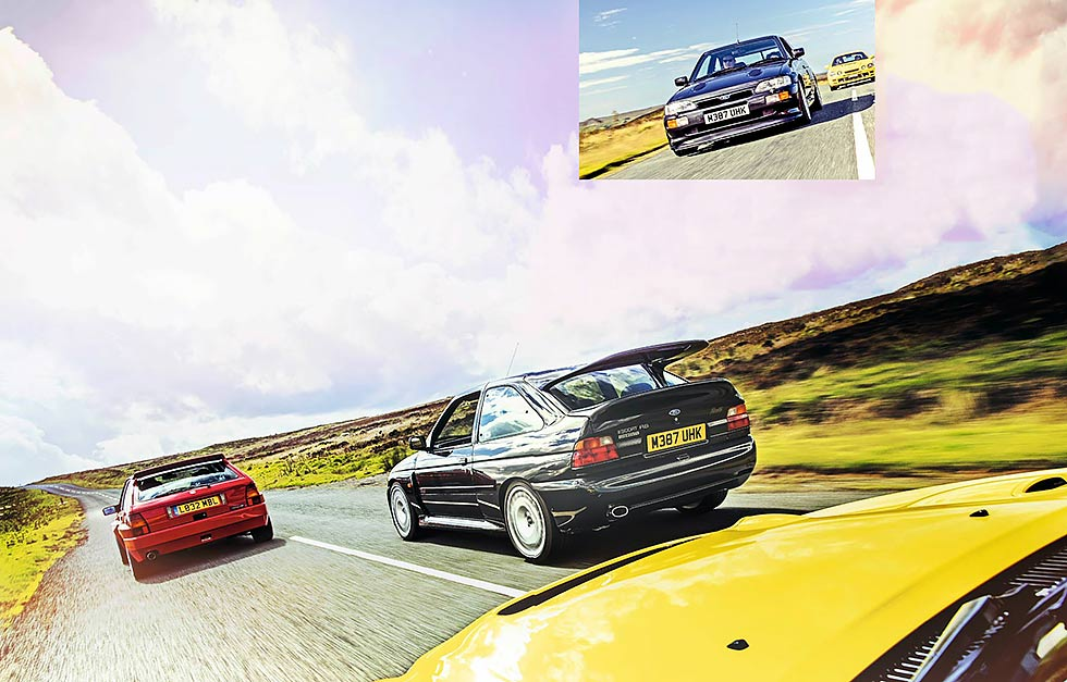 Ford Escort RS Cosworth road test