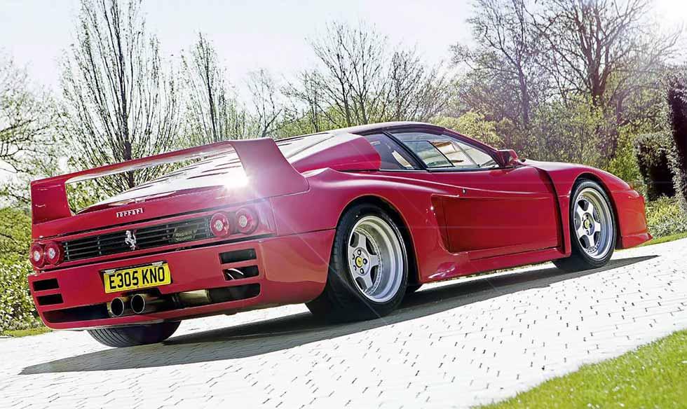 Road test 800bhp Koenig-modified Ferrari Testarossa Competitizone