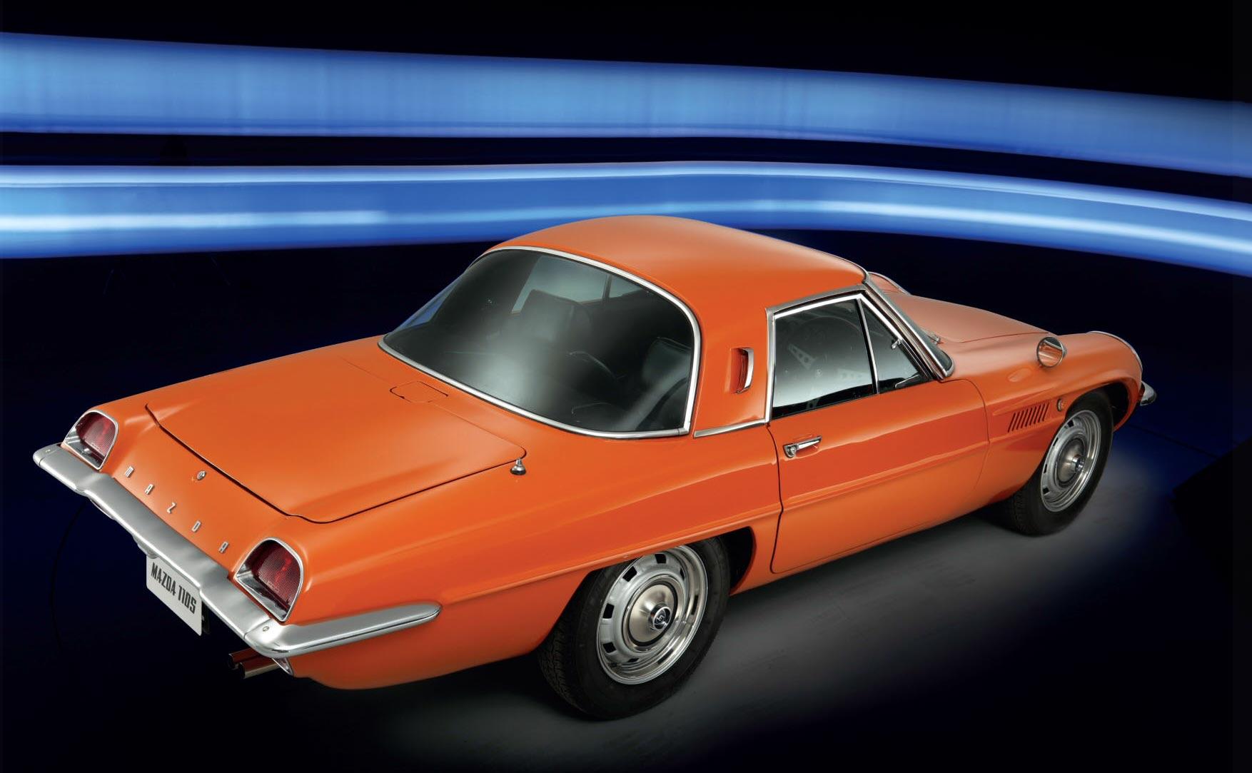 Mazda's ultra-radical Cosmo Coupé 110S