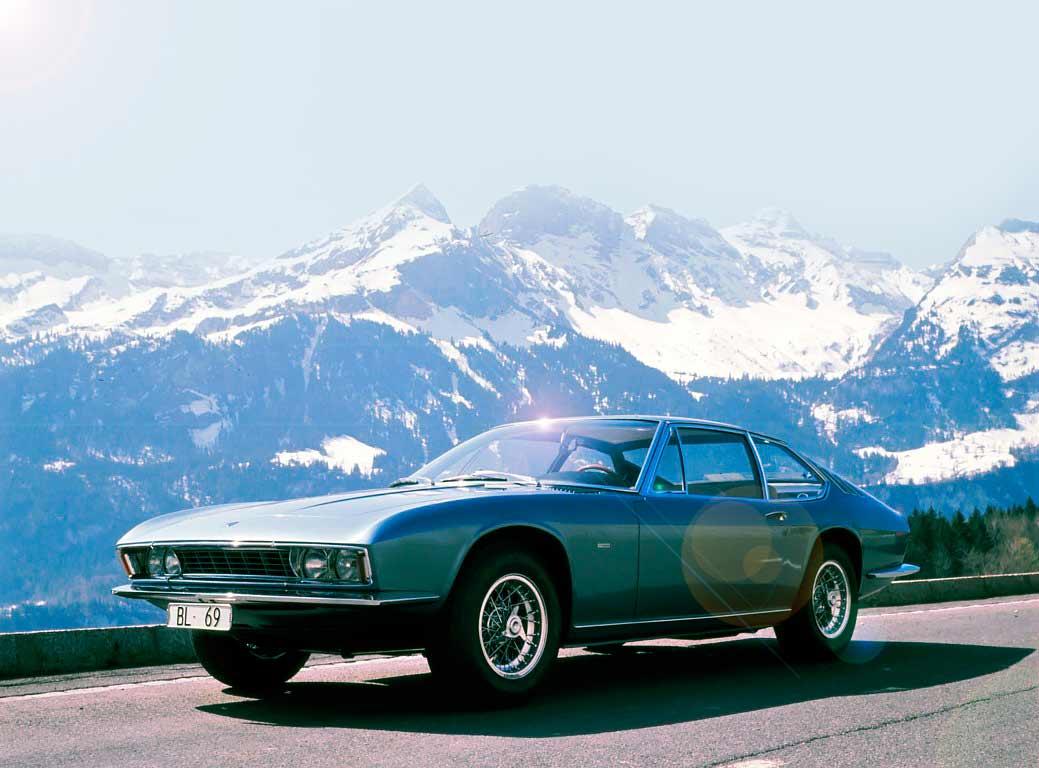 Monteverdi High Speed 375L by Frua - 1968