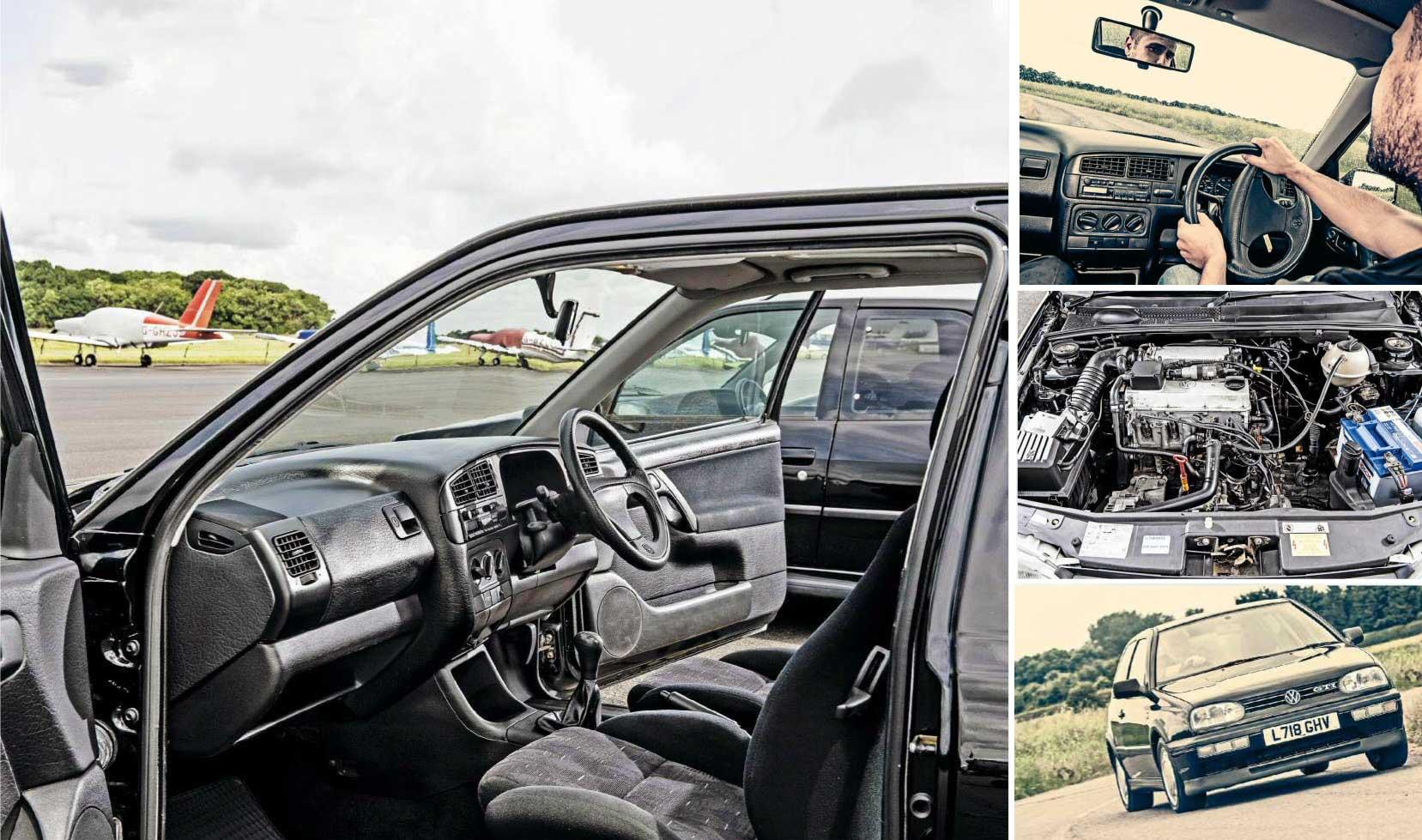 Volkswagen Golf GTi MkIII road test