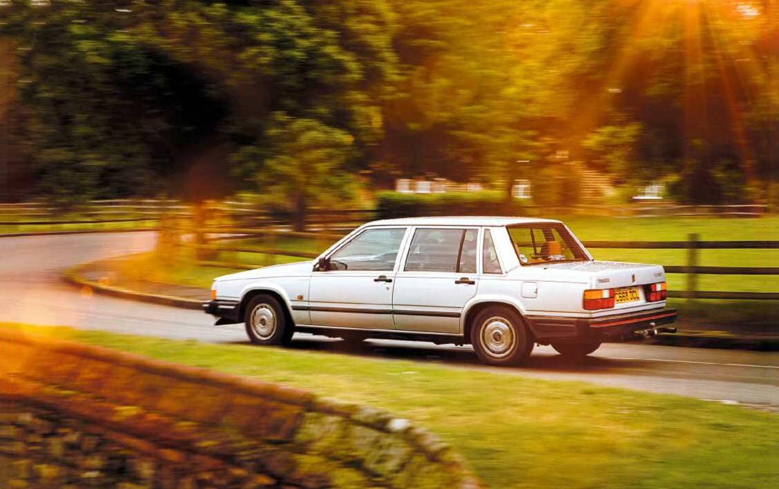 Volvo 740GLE vs. Ford Granada 2.0i Ghia MkIII