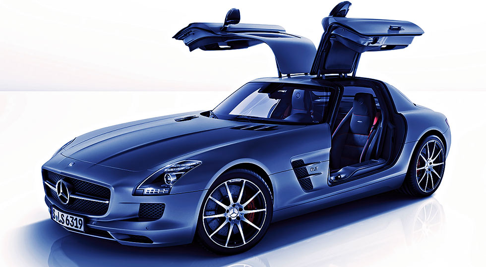Mercedes-Benz-SLS-AMG-C197