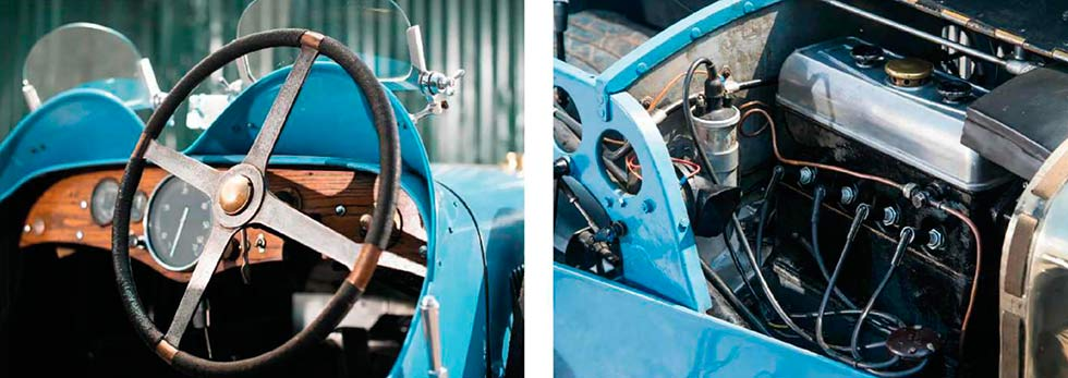 1929 Rally ABC engine