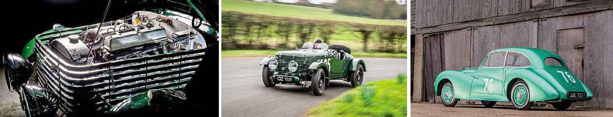 1947 Healey Westland B
