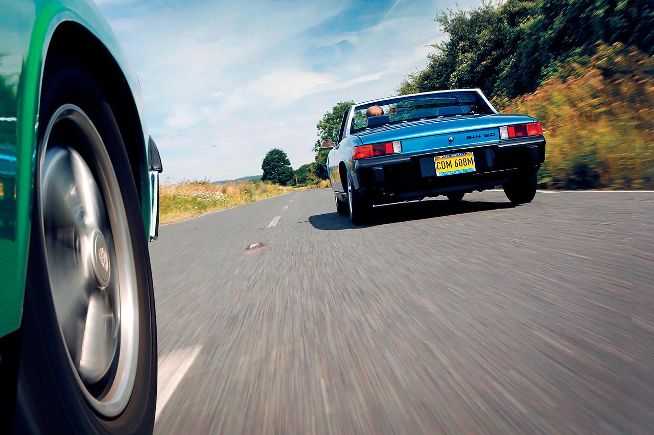 Porsche's underrated 914/4 2.0 and 914/6