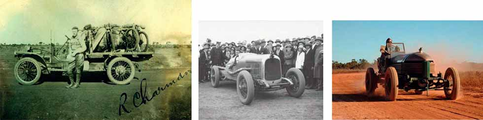 Ray Charman's practical but somewhat basic transporter in 1924,