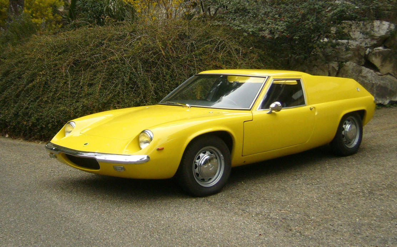 Lotus Europa S1 (Type 46) '12.1966–04.1968