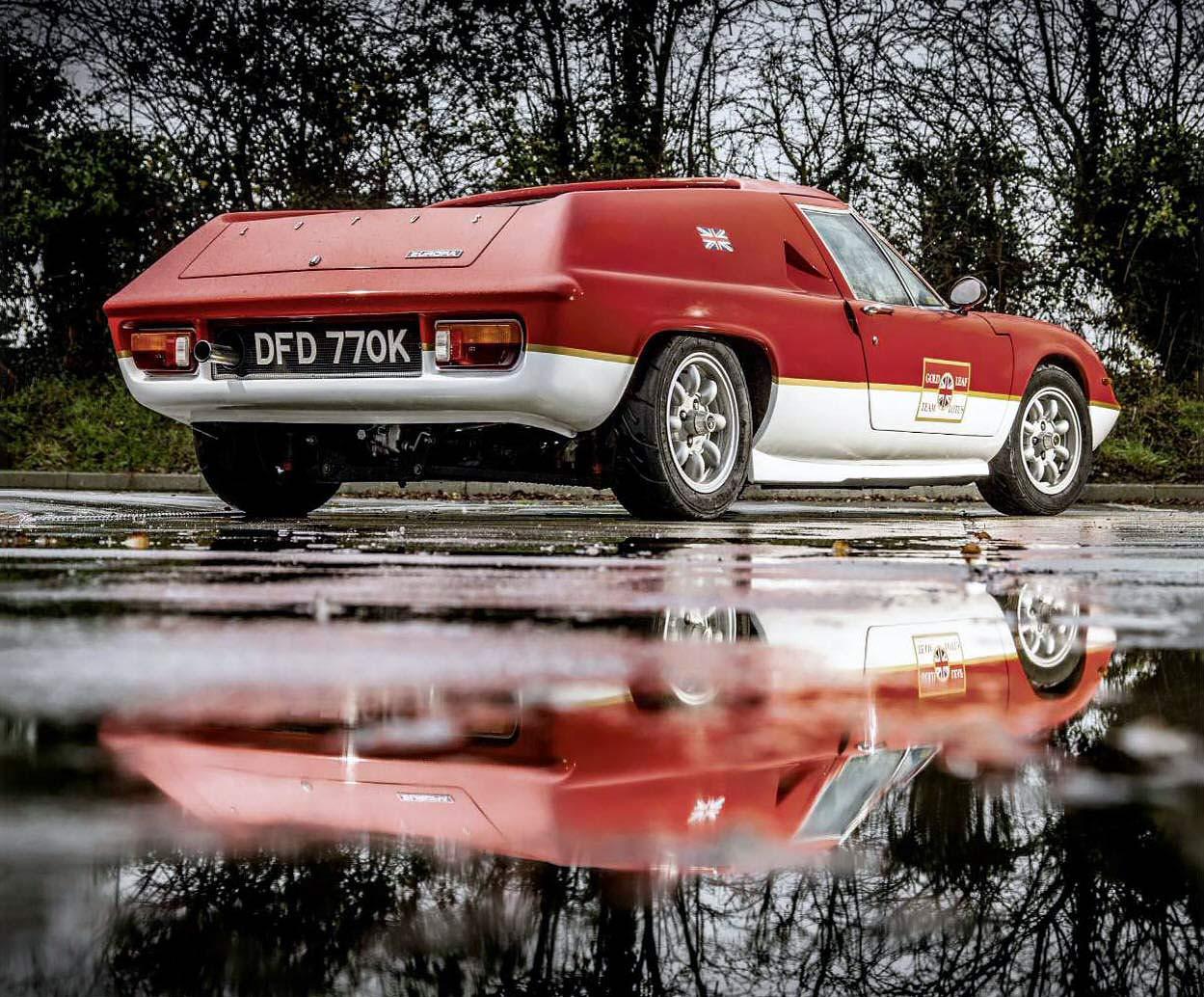 1969 Lotus Europa S2 road test
