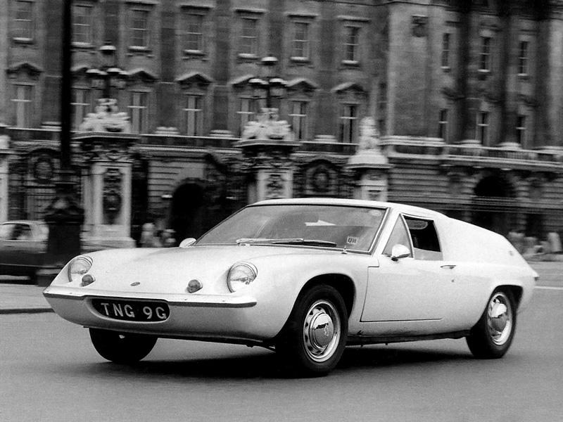 Lotus Europa S2 (Type 54) '04.1968–75