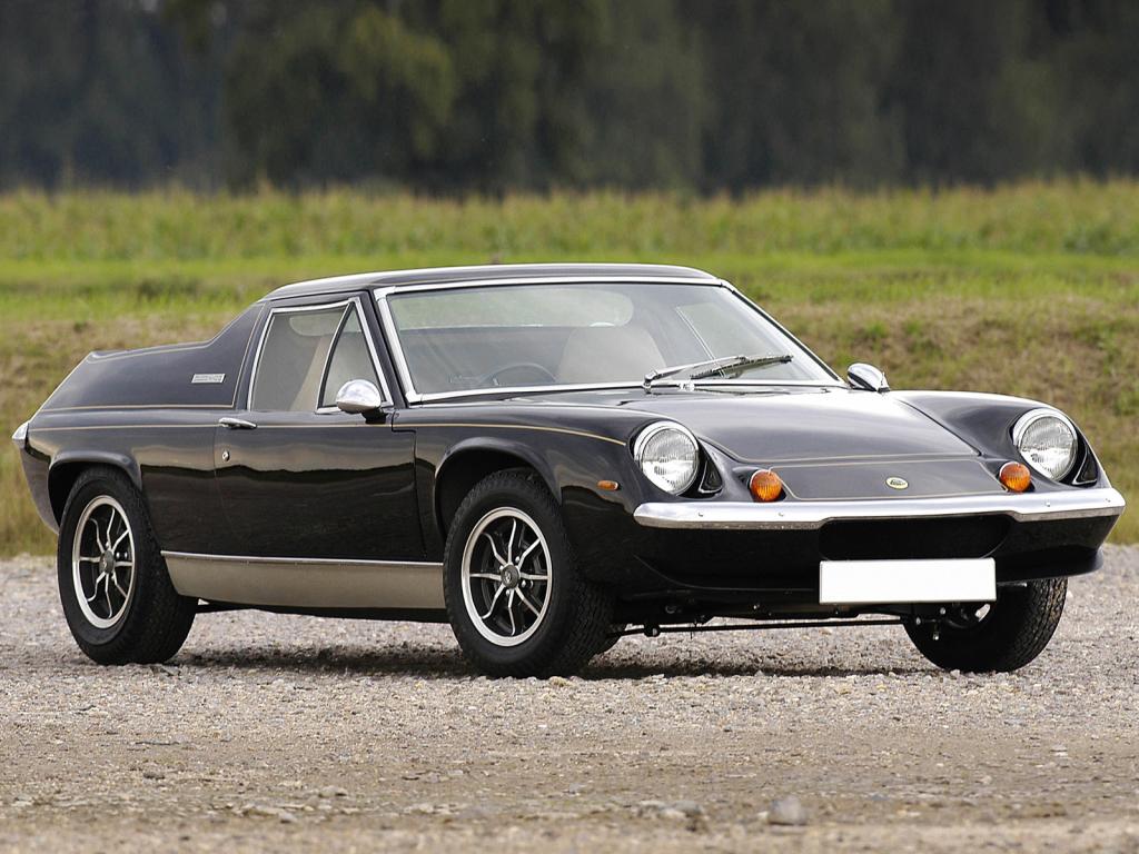 Lotus Europa Special (Type 74) '1973