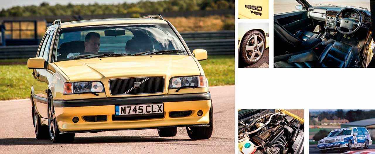 Volvo 850 road test