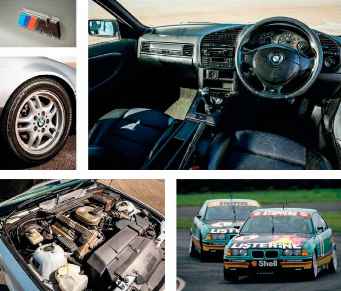 BMW 318iS Coupe E36