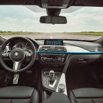 Face-lifted 2017 BMW 3 Series Gran Turismo F34 interior