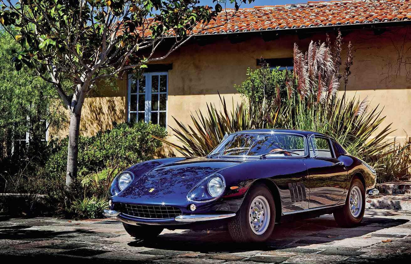 Ferrari 275 GTB restoration