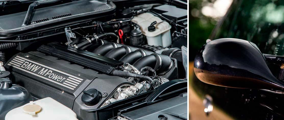 BMW M3 Evo E36 engine