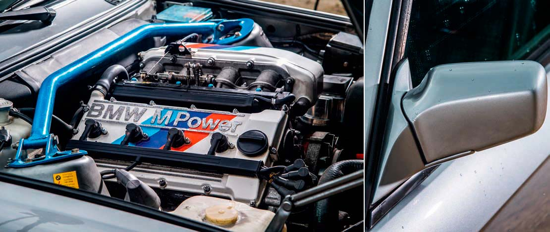 BMW M3 Evo II E30 engine