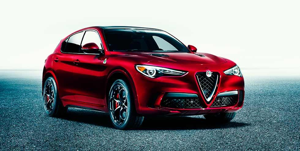 Alfa Romeo Stelvio Quadrifoglio North America 949