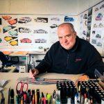 Steve Harper 40 years in automotive styling