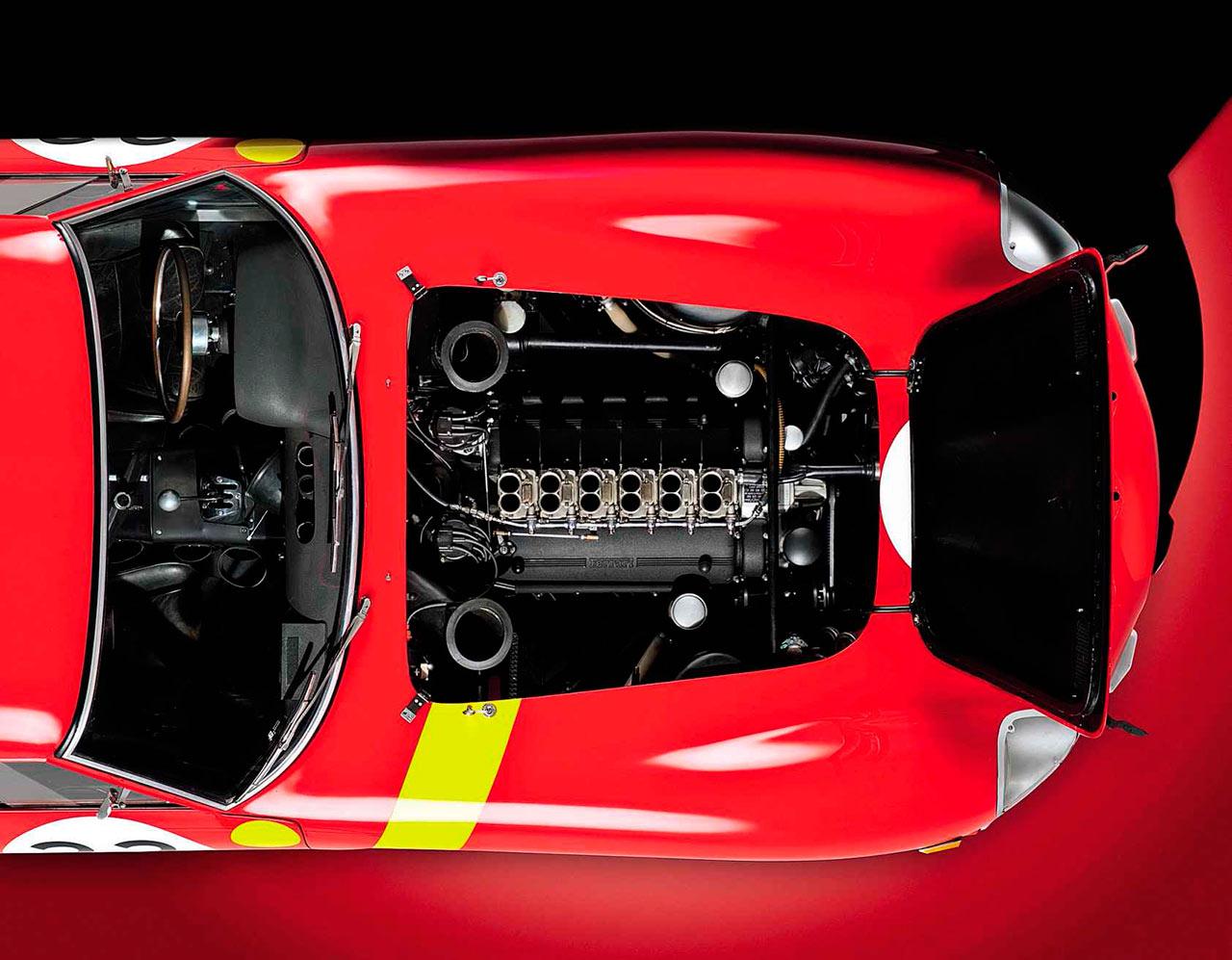 Ferrari 250 V12 engine