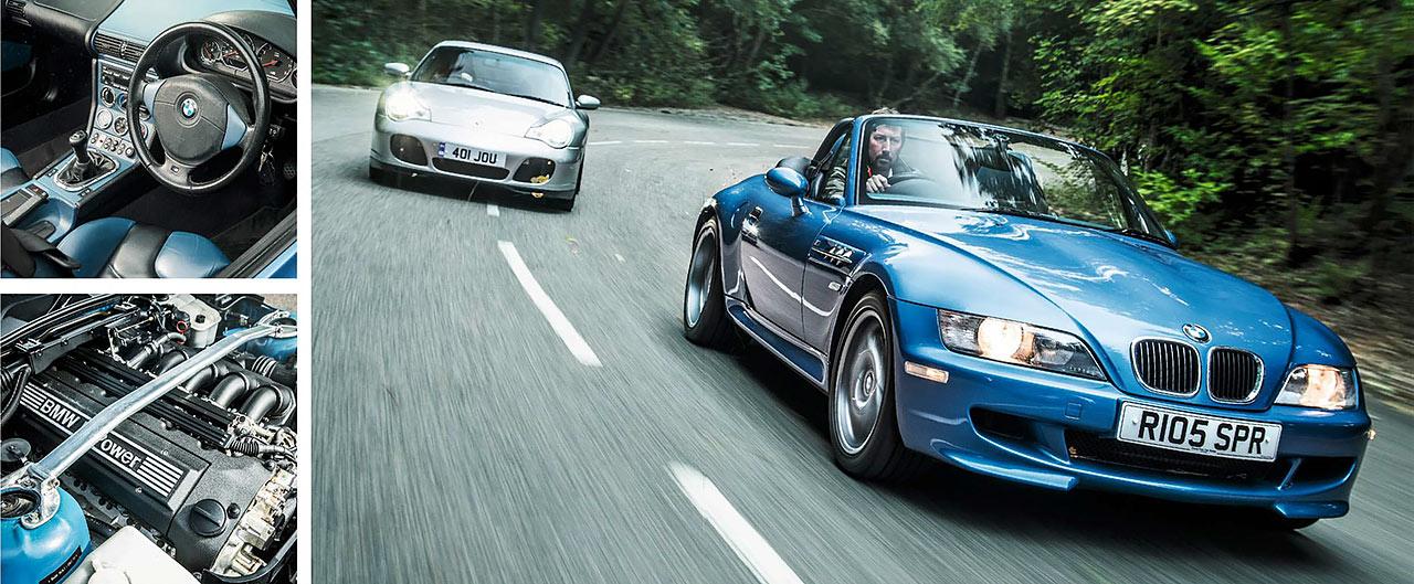 1998 BMW Z3M Roadster E36/7 road test