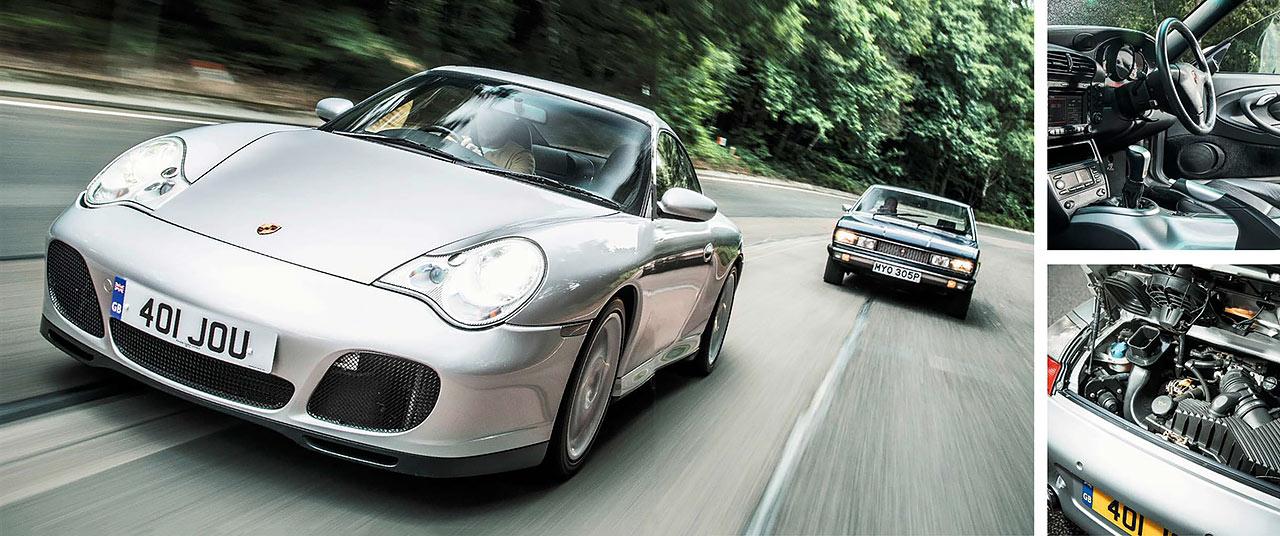 2004 Porsche 911 (996) C4S road test