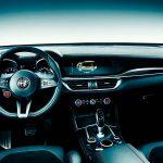 2017 Alfa Romeo Stelvio Type 949 interior