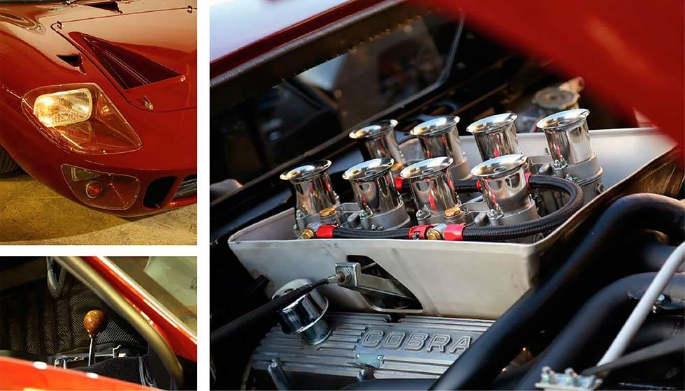 1966 Ford GT40 MK1 Roadcar road test