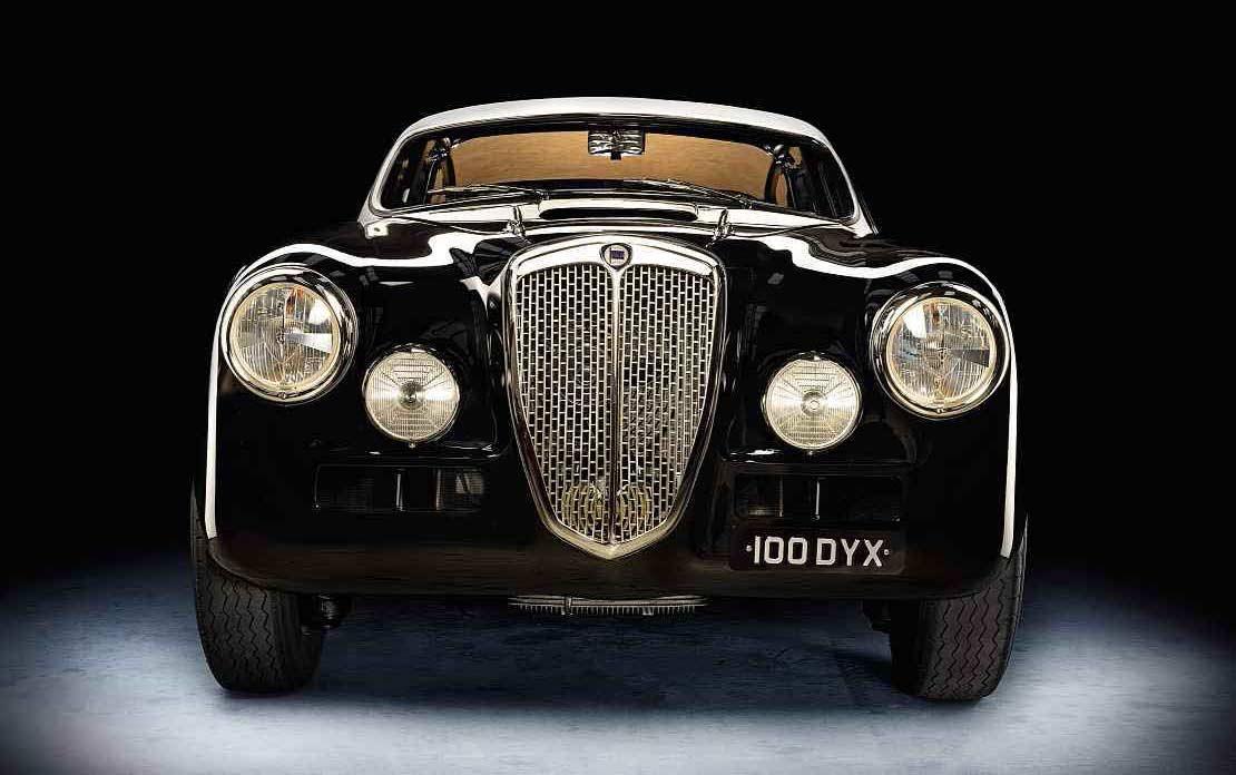 1957 Lancia Aurelia B20 GT Outlaw
