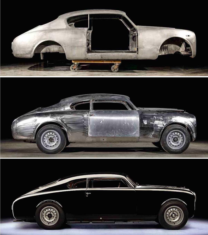 1957 Lancia Aurelia B20 GT Outlaw build